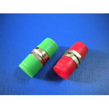 FC D Tipo Sm Adaptador de Fibra Óptica