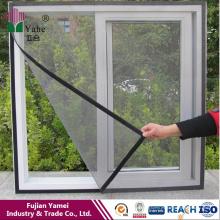 Pantalla magnética de manos libres de la ventana de DIY