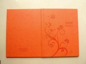 Matt Paper Colorful Hardcover Book Printing A4 Matt Laminat