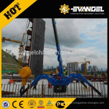 5 Ton Mini Portable Spider Crawler Crane KB5.0 Price