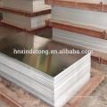 3004 placa de aluminio de dibujo profundo