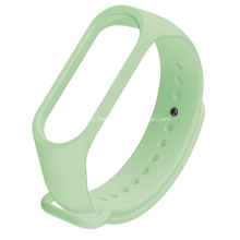 Print Rubber Bracelets Multicolor Silicone Stretch Wristbands