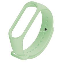 Imprimir pulseiras de borracha pulseiras elásticas multicoloridas de silicone