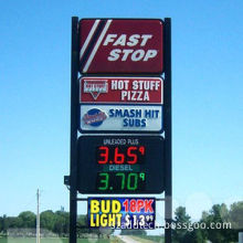 Convenience Store LED Message Signs
