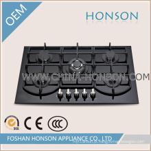 Fogão a gás portátil comercial do fogão do gás do queimador do fogão do dispositivo eletrodoméstico