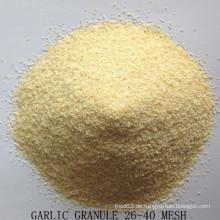 Dehydrierte Knoblauchgranulat aus Jinxiang Fabrik