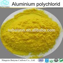 Poly chimique en aluminium de chlorure de traitement de l'eau Pac à vendre