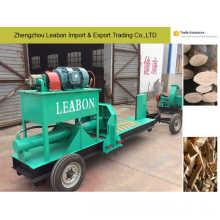 Máquina de descascar madeira tipo anel usado para descascar e limpar madeira de agulha / pinheiros / eucalipto