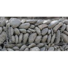 Fine Galvanized Gabion Körbe für River Protection