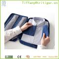 Сумка из полиэстера на шнуровке для хранения рубашек и галстуков Организатор Морщинка Свободная рубашка Держатель для дорожной упаковки