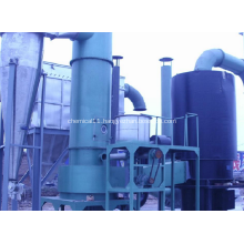 Calcium Magnesium Carbonate Spin Flash Dryer