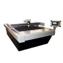 oscillating blade cutting machine for corrugated box