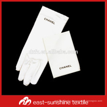 2014 high quality microfiber gloves for cleaning and polishing jewelry, diamond