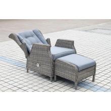 Função ao ar livre mobiliário Design moderno sofá Chaise