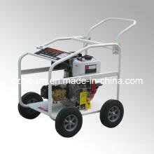 Motor diesel con lavadora de alta presión y ruedas (DHPW-2900)