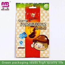 красивая сушеных грибов мешок упаковки