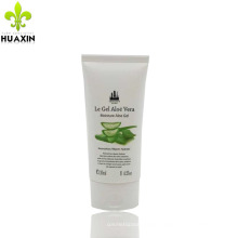 100ml oval anti-acne cream tube color cosmetic packaging