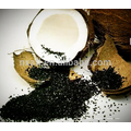 Carvão activado em casco de coco para refinação de ouro