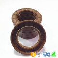 Sello hidráulico rotatorio rotatorio del anillo de aceite de Viton de las piezas de automóvil NBR mecánico durable