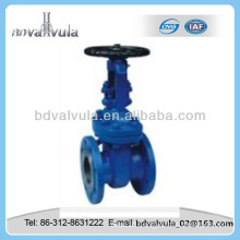 Din low pressure rising stem gate valve