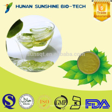 Extracto de hierbas Extracto de aloe vera Polvo / Aloin / Aloe barbadensis Mill para productos de cuidado de la salud y suplementos nutricionales