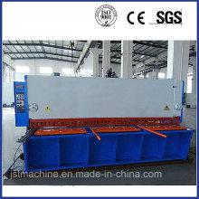 Cizalla de la guillotina, máquina de corte hidráulica de la placa de metal (RAS328, HT071)