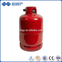Tanque de armazenamento de cilindro de GLP de baixo preço 4,5 kg para venda