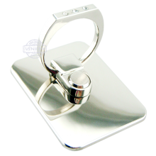 Stainless steel mirror mobile phone safety support