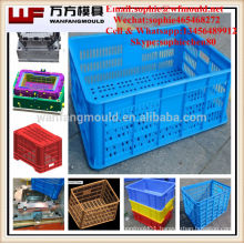 OEM Custom Plastic injection shopping basket mould/Plastic injection fruit basket mould/Plastic injection vegetable basket mould