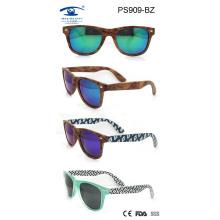 Plastic Man Woman Outside Summer Sunglasses (PS909)