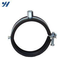 High Quality Galvanizing M8 M10 Nut Pipe Clamp