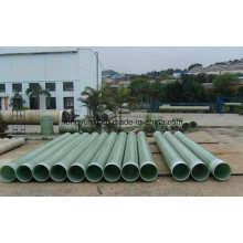 Tubería o tubo de FRP o GRP para la fábrica de desalinización