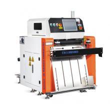 Impresión automática de ropa y máquina de embalaje