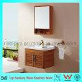 Modern European Alumimun Wall Hung Bathroom Vanity