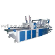 Full automatic high-speed T-shirt bag making machine