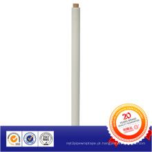 Fita de isolamento elétrico de PVC da maior fábrica Rolo Jumbo de 0,13 mm de espessura