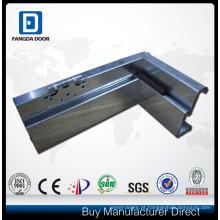 Fangda KD moldura de porta de aço galvanizado