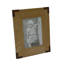 Distressed Photo Frame for Home Decoraton