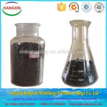 Chine fournisseur Recarburizer Carburant de charbon pour la fabrication de l'acier