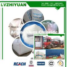 ammonium chloride chemical formula