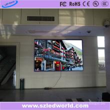 Affichage polychrome d'intérieur de panneau de signe de HD2.5 LED pour la publicité