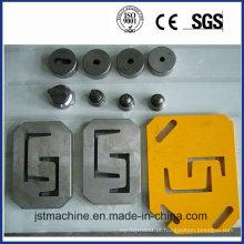 Articulações Cortando ferramentas Ironwokers com diferentes combinações (série Q35Y)