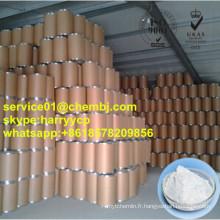 Acétate CAS 855-19-6 d'acétate de 4-Chlorotestosterone de Clostebol pour la combustion de graisse