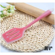 Solid Coating Kitchen Utensil Set Pasta Fork Brush Ladle