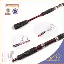 SPR001 Très bon marché de haute qualité Nano tige d'alimentation tige chaude poisson Spinning Rod