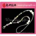 Fashion Jwewllery Bling Crystal Bead Absorbing Lanyard