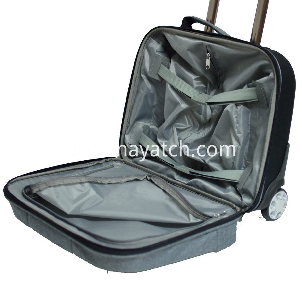 Business Style Trolley Luggage Set