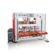 Bochen Innovo peças duplas máquina de papelão ondulado