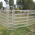 Metal tubular cattle/cow/horse/livestock farm fence