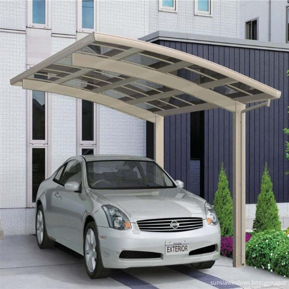 Outdoor Aluminum Carports Garages